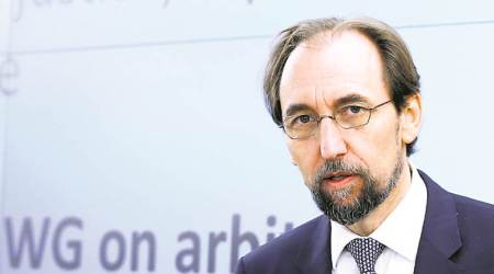 UN rights chief slams Kiren Rijiju's deportation remark on Rohingyas