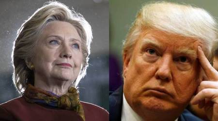 Donald Trump slams 'crooked Hillary' for blaming others for poll loss