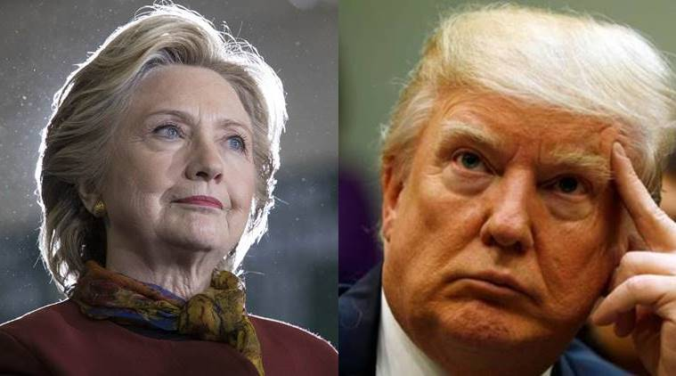 US President Donald Trump, Hillary Clinton, US election 2016, Demoracts and Hillary clinton loss, Donald Trump on Hillary clinton loss, International news, World news, US news