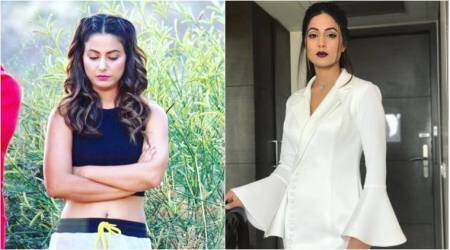 Bigg Boss 11, Bigg Boss 11 contestants, Hina Khan, Salman Khan, Salman Khan bigg boss, Salman Khan bigg boss 11, bigg boss 11 contestants, bigg boss 11 news, bigg boss 11 latest news, entertainment news, indian express, indian express news