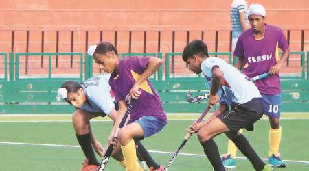 Hockey Tournament: MSS trounce OTHL 12-0 with four goals each from Ajit and Satyam
