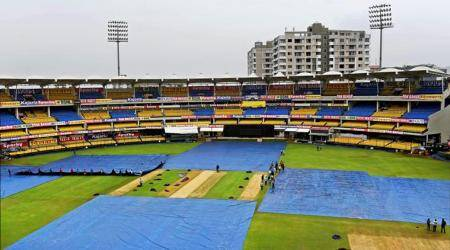 India vs Australia: Indore, with an eye outdoors prepares for 3rd ODI