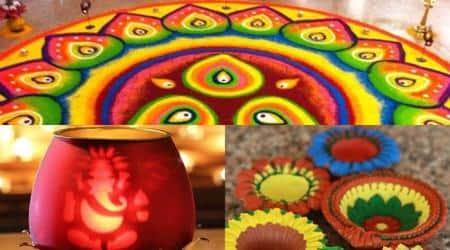 dussehra, diwali, festival, festive season, festive decoration, home decor, home style, festival decor, festive celebration, indian express, indian express news