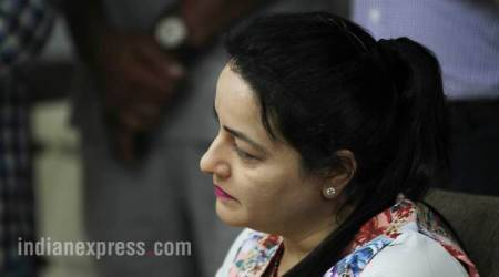 Haryana initiates process to get Honeypreet declared proclaimed offender