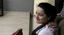 Honeypreet Insan, Honeypreet Insan bail plea, Honeypreet Insan bail plea dismissed, Gurmeet Ram Rahim Singh, Dera Sacha Sauda, haryana violence, honeypreet insan anticipatory bail, india news, indian express