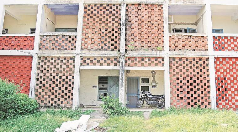 PUNJAB and Haryana High Court , Government houses in Chandigarh, Chandigarh government houses, National Informatics Centre, Chandigarh news, Indian Express news