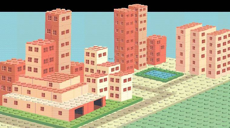 affordable housing, niti aayog, Land Acquisition Act, urbanisation, Housing and Urban Poverty Alleviation, urban development