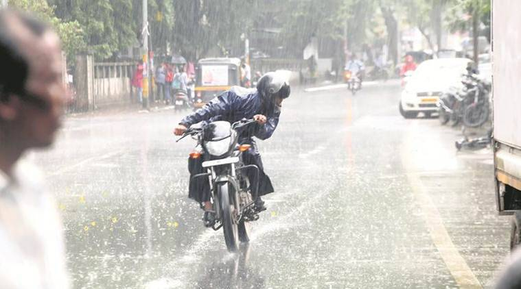 heavy rainfall pune, heavy rainfall this week pune, Met rainfall pune, pune weather forecast, pune predicted weather, indian express news