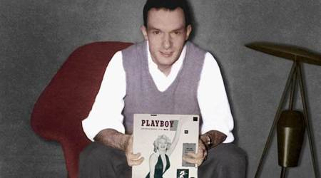 Hugh Hefner, iconic founder of Playboy, is no more. Celebs pay tribute to this legend