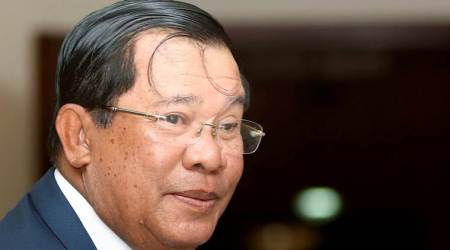 Cambodian PM Hun Sen: I'll rule 10 more years; don't be jealous