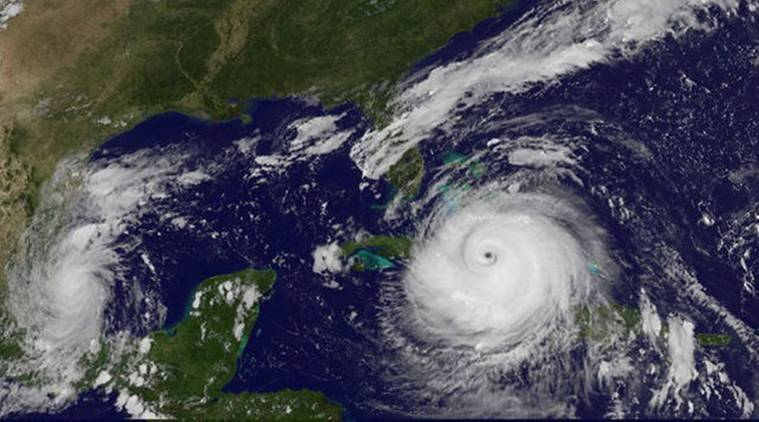 After Irma and Jose, now Hurricane Katia is threatening America
