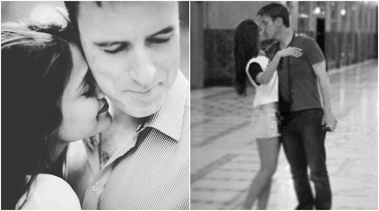 Ileana D'Cruz locks lips with her beau, shares picture