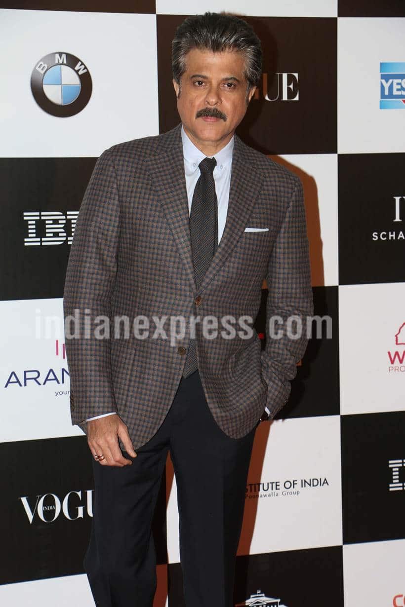 Anil Kapoor, VOGUE, VOGUE award night