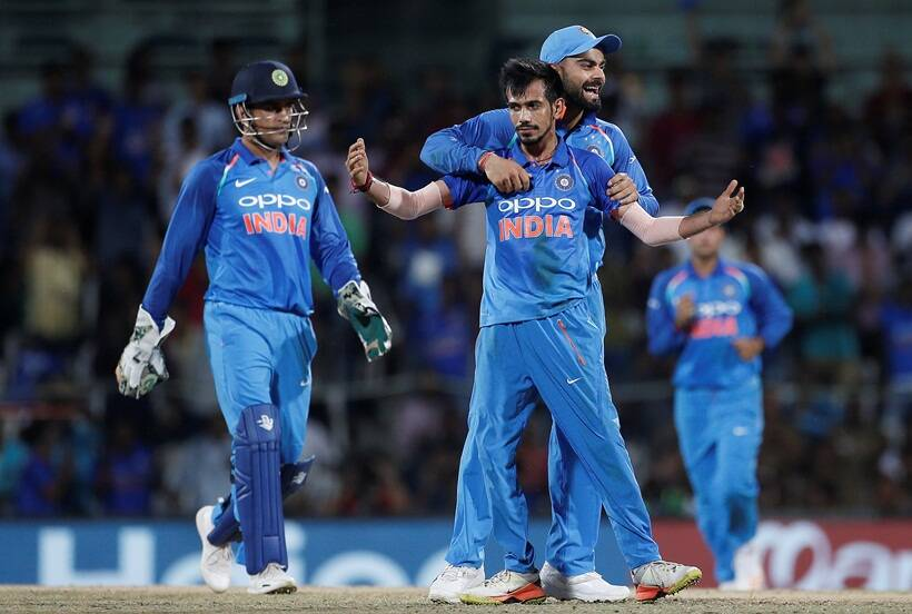 india vs australia, india cricket team, india australia first odi, odi series, virat kohli, ms dhoni, Yuzvendra Chahal, hardik pandya, cricket, indian express