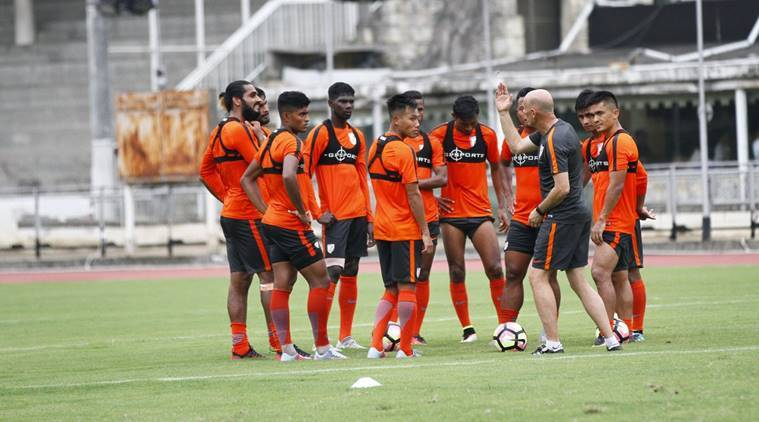 India qualify for AFC Asian Cup 2019