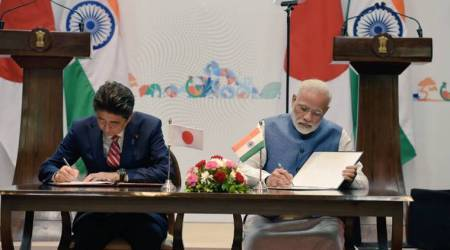 India-Japan Joint Statement during Shinzo Abe's visit: Full Text