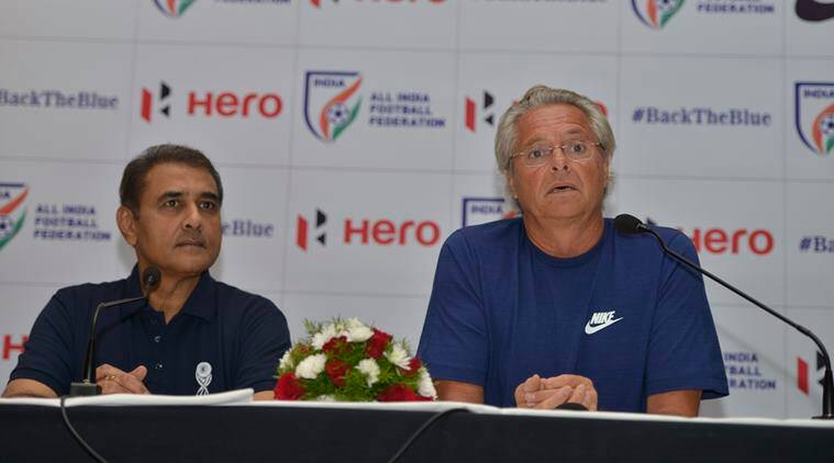 Image result for India is 100 percent ready to host U-17 WC: LOC chairman