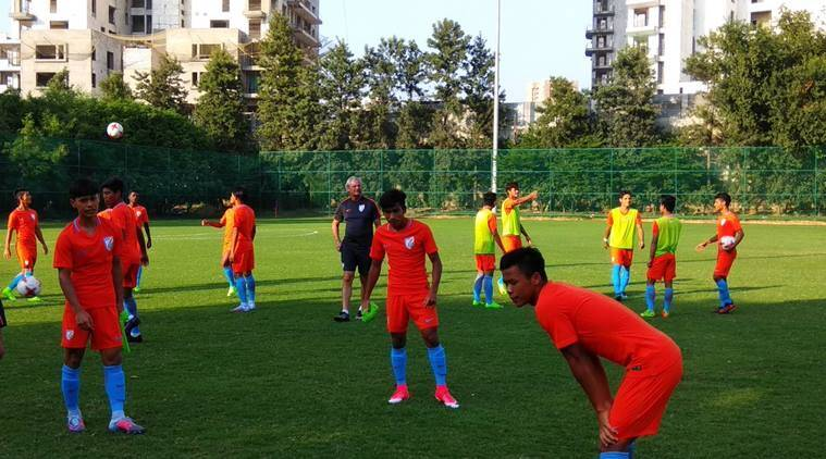 fifa u-17 world cup, u-17 world cup, india u-17, indian u-17 team, dr swaroop Savanur, football news, sports news, indian express