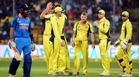 India vs Australia, 4th ODI: Twitterati react after Australia break India's winning streak