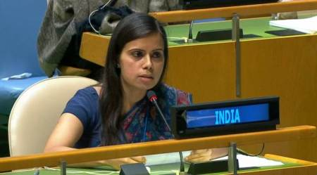 Pakistan is Terroristan, land of pure terror, India tells UN
