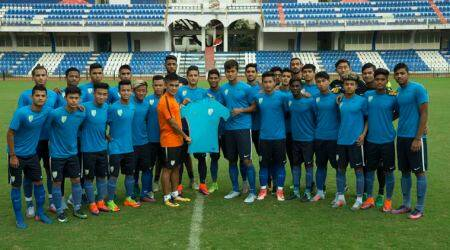Pressure on me, not team: India U-17 football coach Luis Norton de Matos