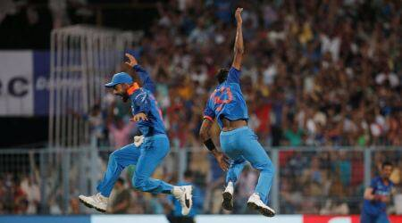 India vs Australia, 2nd ODI: Kuldeep Yadav's hat-trick headlines hosts' win