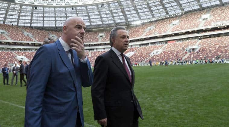 Gianni Infantino, FIFA President, FIFA, Joseph Weiler