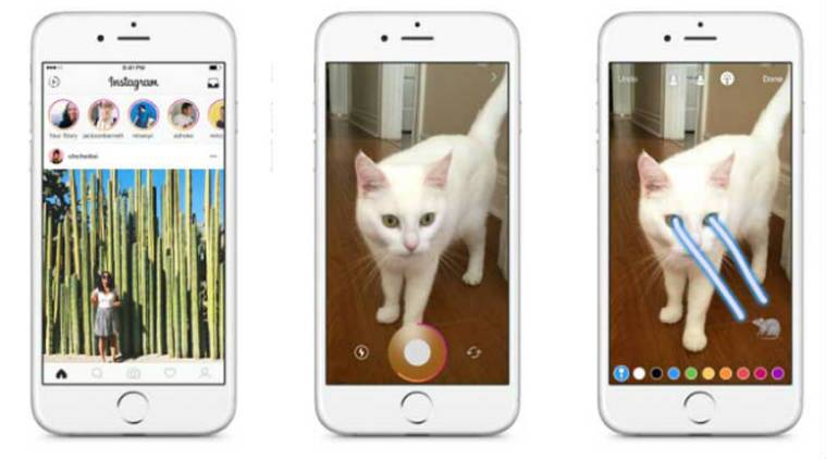 Instagram Testing Letting Users Post Stories Directly To Facebook