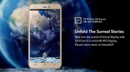 Intex Aqua 5.5 VR+launched in India at Rs 5,799: Key specifications and features