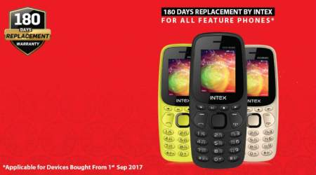 Vodafone partners with Intex to offer 50% extra recharge on feature phones
