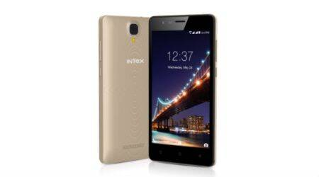 Intex Aqua Lions 2 smartphone launched: Price, specifications, features