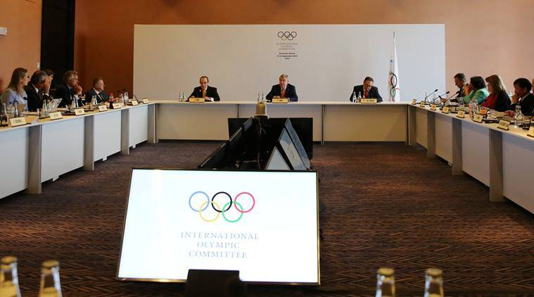Tokyo 2020 Olympics, International Olympic Committee, IOC, sports news, Indian Express