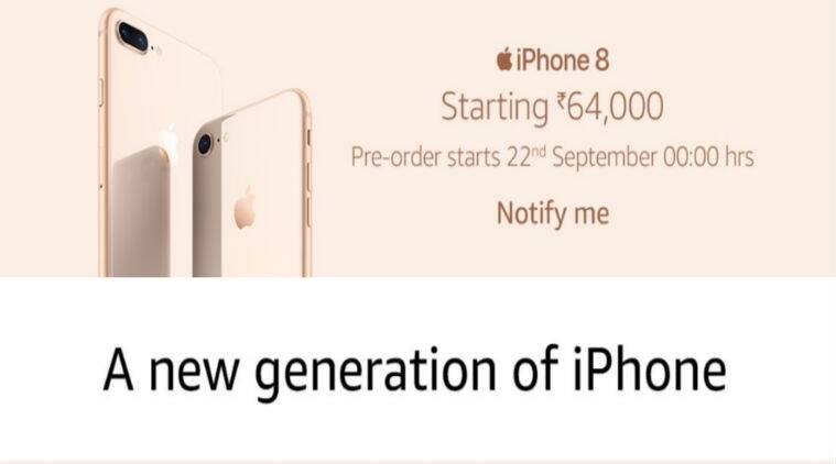 Apple iPhone 8 Price in India Along with Its Specifications & New Features