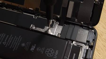 Apple iPhone 8 teardown by iFixit reveals smaller battery, 2GB RAM
