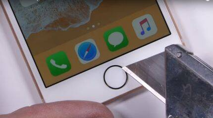 Apple iPhone 8 sustains scratch, heat, bend test: Watch video