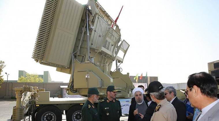 Iran tests home-grown air defence system, Iran's home-grown air defence system, Iran's air defence system, World news, International news, world news