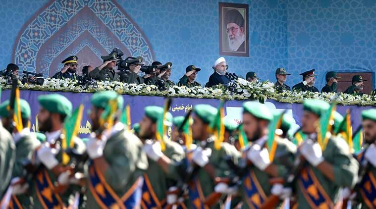 Iran defies US, unveils latest missile during parade | World News
