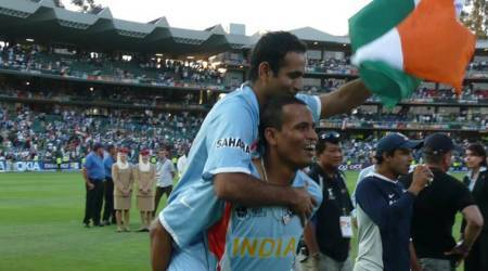 Irfan Pathan reveals moment he lost his breath during 2007 World T20 Final