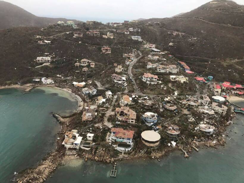 Hurricane Irma: 1200 Americans Evacuated from St. Martin