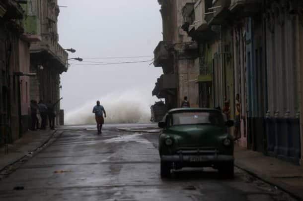 Hurricane Irma, Hurricane irma photos, Hurricane in US, Florida, Miami, no power, florida houses, US floods, US weather, world news, indian express
