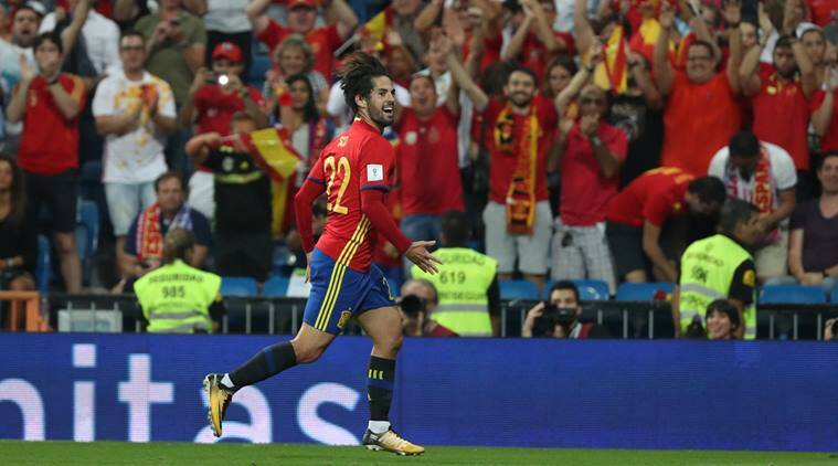 isco, spain vs italy, isco spain, isco skills, isco quotes, isco nutmegs, football news, sports news, indian express