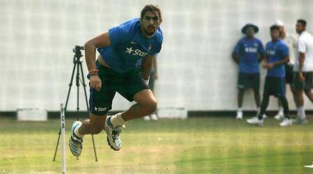 On selectors' instruction, Ishant Sharma in Kanpur to play Duleep Trophy