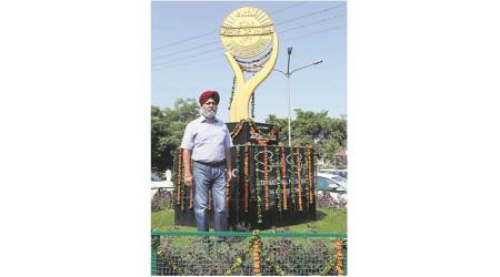 10 yrs after he brought glory: Roundabout with Ishmeet Singh's trophy inaugurated inLudhiana