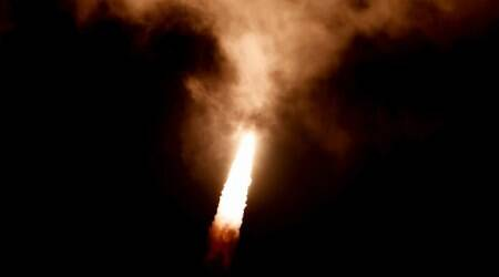 ISRO suspects pyro elements failed to separate rocket's heat shield