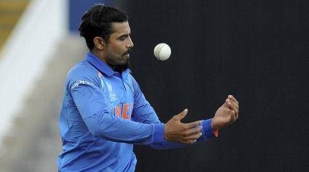Ravindra Jadeja to replace injured Axar Patel for first three ODIs against Australia