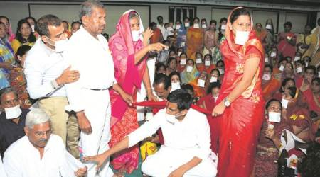 Husband joins monkhood, wife skips ceremony