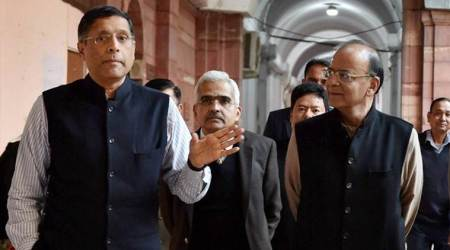 Arvind Subramanian's term as CEA extended by one year, says Arun Jaitley