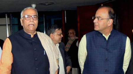 Arun Jaitley did not apply mind on GST, PM Modi should remove him: Yashwant Sinha