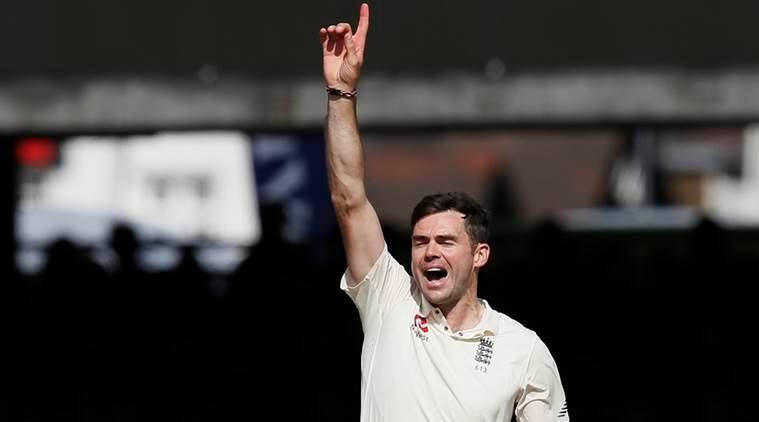 James Anderson, Anderson Test ranking, Anderson number one Test, Anderson England, Anderson wickets, sports news, cricket, Indian Express
