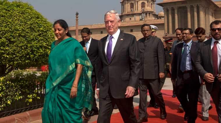 India US ties, india china ties, china us ties, India US defence ties, china, India, us, india news, indian express news